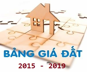 Bảng giá đất quận 5, TP. Hồ Chí Minh Từ Năm 2015 đến 2019