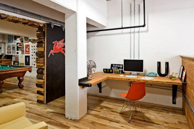 18 mẫu thiết kế văn phòng tại nhà tạo cảm giác thư thái