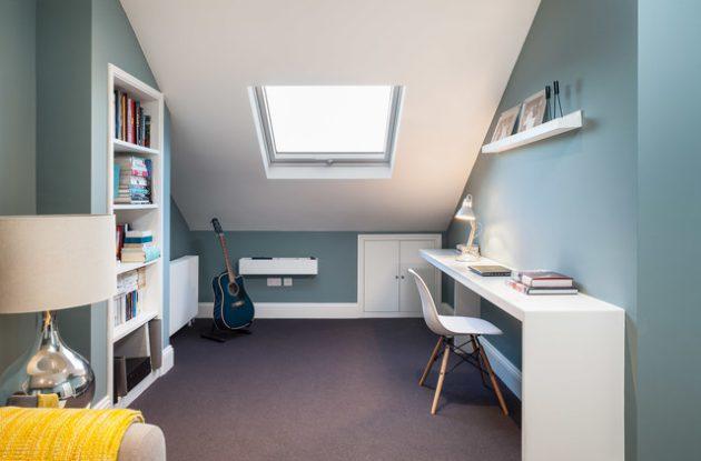 16 mẫu thiết kế văn phòng màu xanh sẽ bắt mắt của bạn
