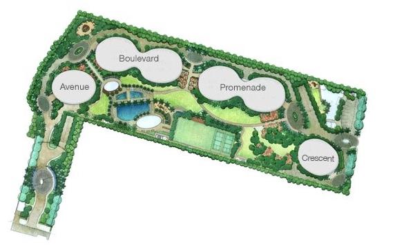 Cho thuê căn hộ chung cư City Garden