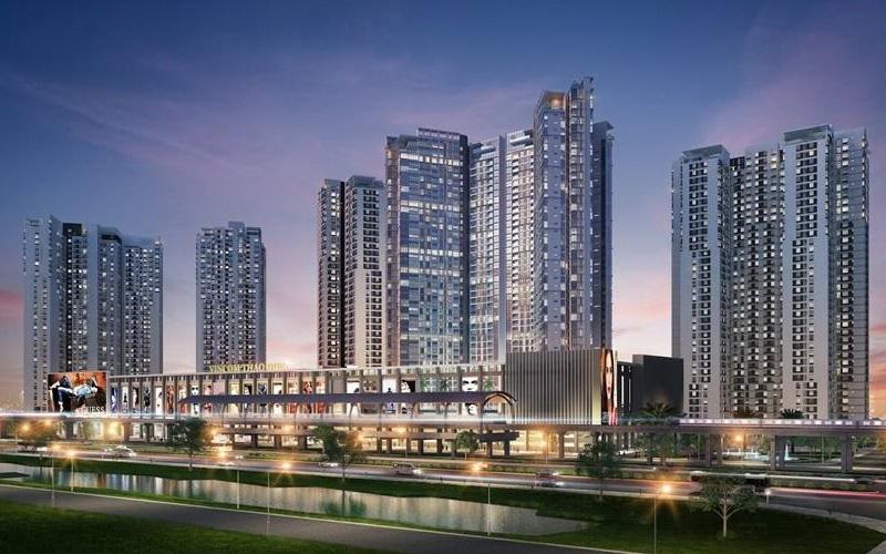 Cho thuê căn hộ chung cư Masteri Thảo Điền