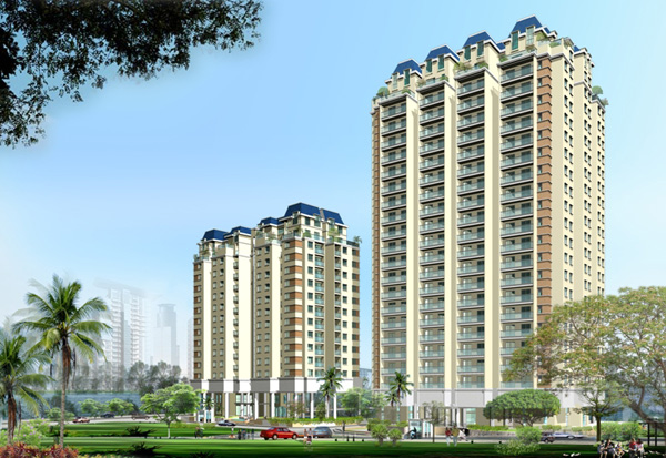 Cho thuê căn hộ chung cư VRG River View