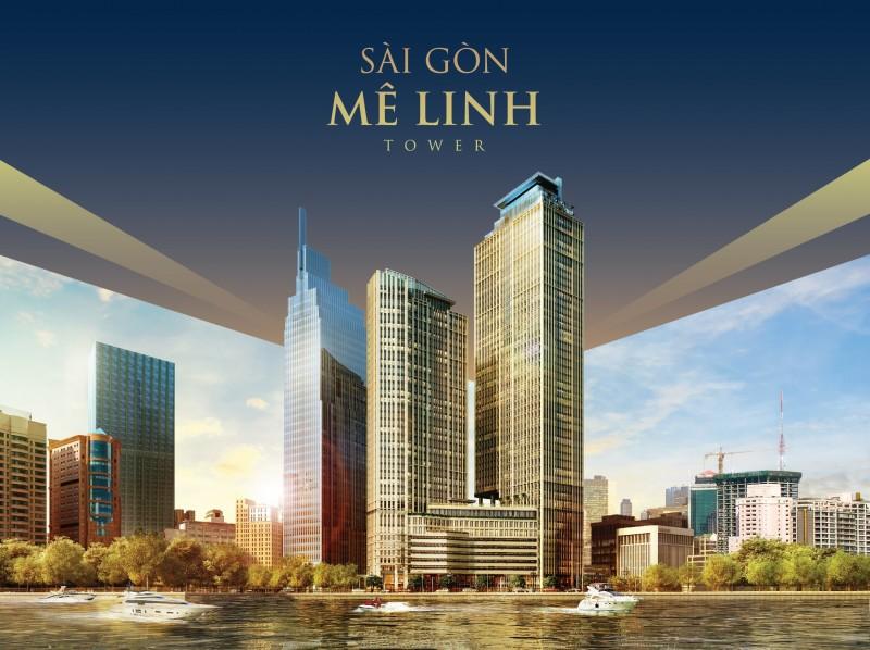 Cho thuê căn hộ chung cư Saigon Mê Linh Tower