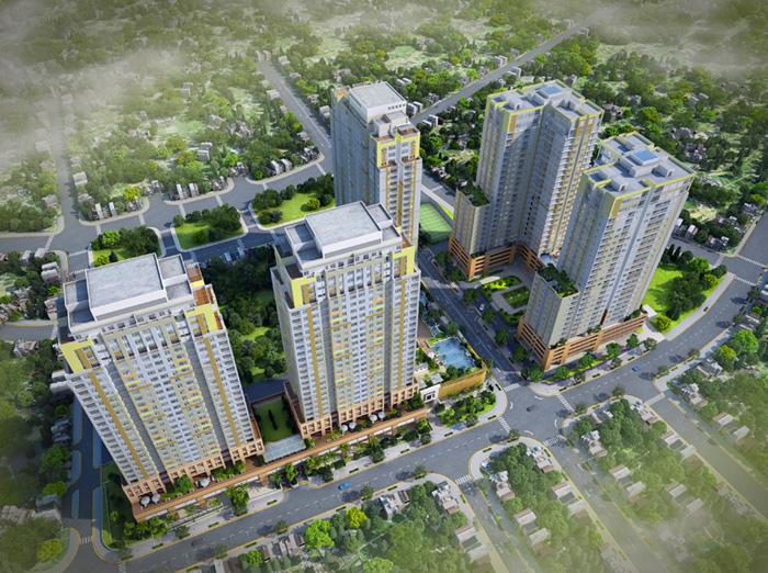 Cho thuê căn hộ chung cư Tropic Garden