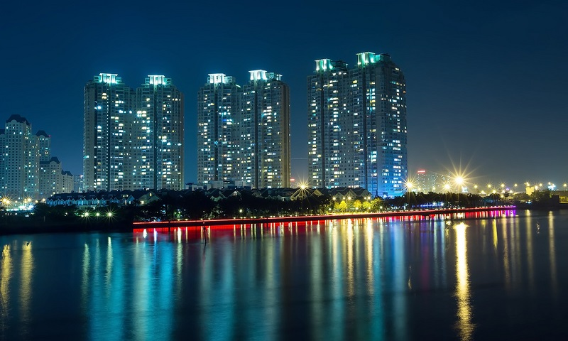 Cho thuê căn hộ chung cư Saigon Pearl