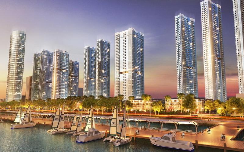 Cho thuê căn hộ chung cư Vinhomes Golden River