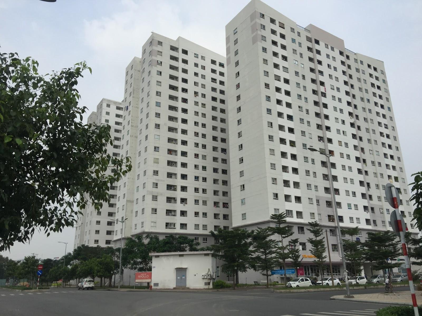 Cho thuê căn hộ chung cư 1050 Chu Văn An – Giá Rẻ Tại Bình Thạnh