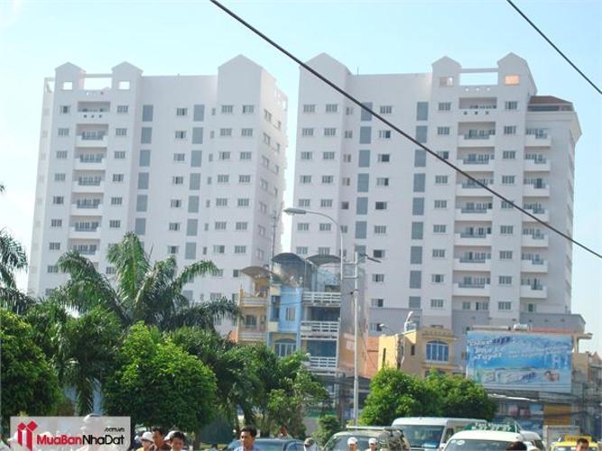 Cho thuê căn hộ chung cư 203 Nguyễn Trãigiá rẻ tại quận 1