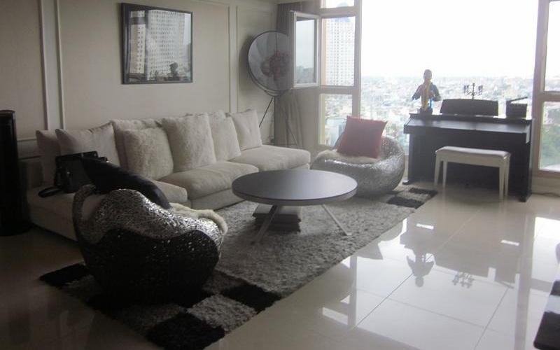 Cho thuê căn hộ chung cư Cantavil Hoàn Cầu