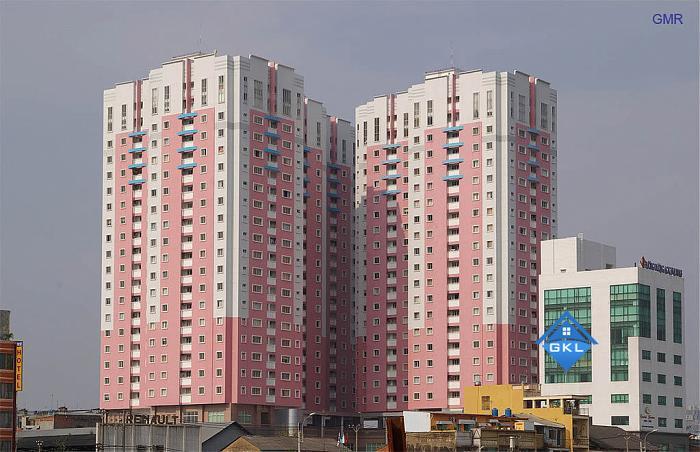 Cho thuê căn hộ chung cư Central Garden