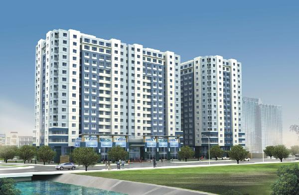 Cho thuê căn hộ chung cư Đất Phương Nam