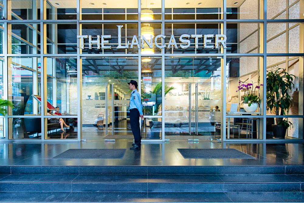 Cho thuê căn hộ chung cư The Lancaster Lê Thánh Tôn