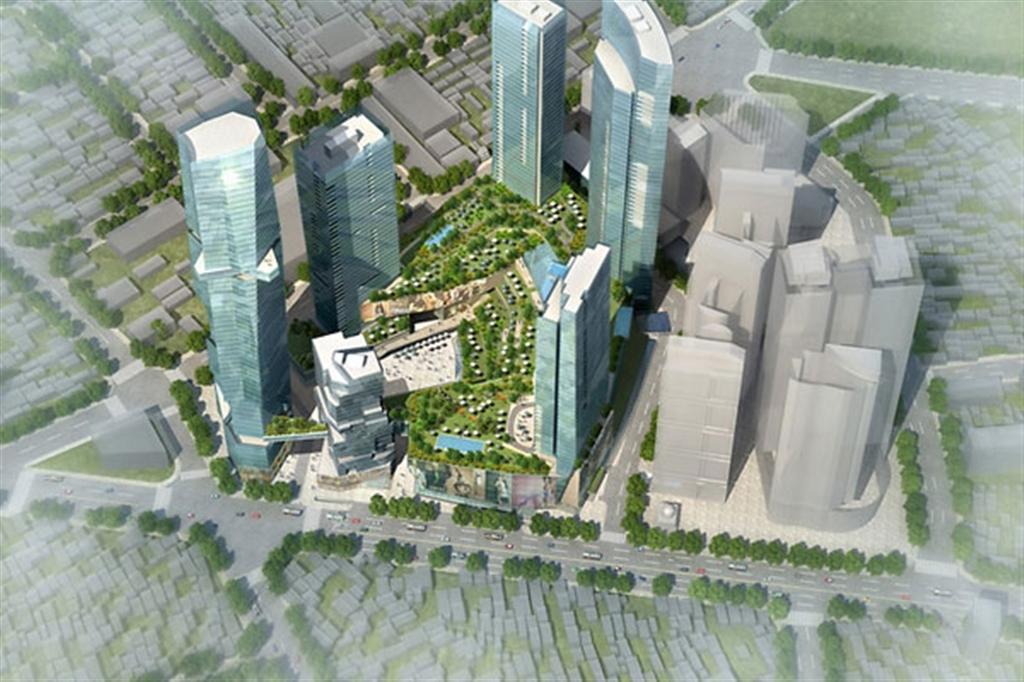 Cho thuê căn hộ chung cư Nguyễn Cư Trinh Centre
