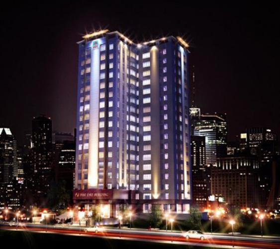 Cho thuê căn hộ chung cư Phú Đạt