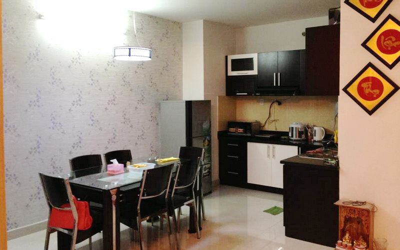Cho thuê căn hộ chung cư Samland Riverview
