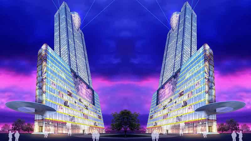 Cho thuê căn hộ chung cư SJC Tower