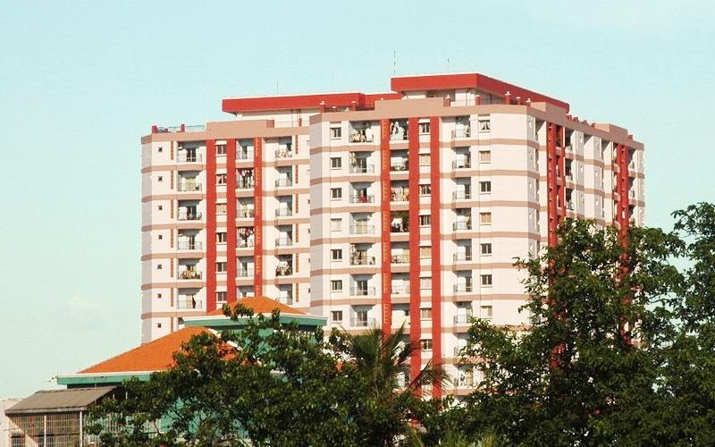 Cho thuê căn hộ chung cư Thế Kỷ 21đẳng cấp sang trọng