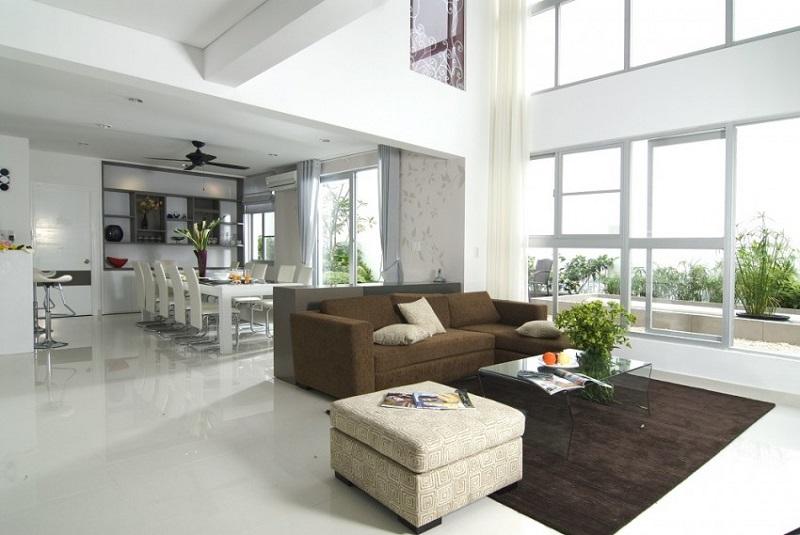 Cho thuê căn hộ chung cư The Penta
