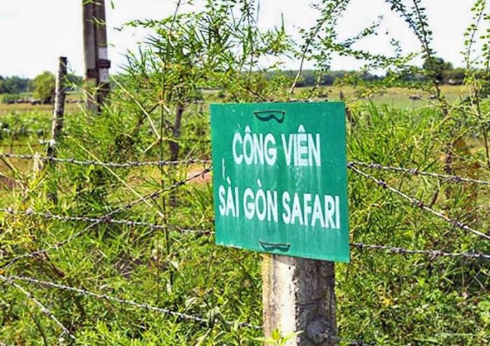 Dự án đất nền khu đô thị Tây Bắc & Vinpearl Safari Củ Chi