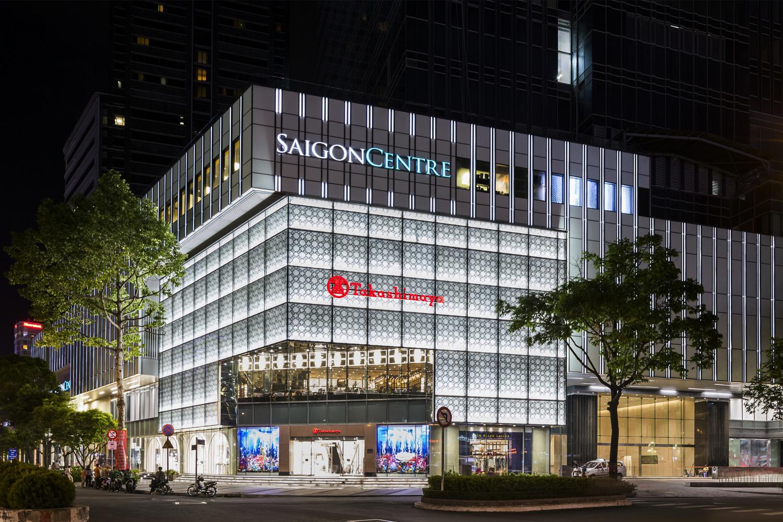 Cho thuê căn hộ chung cư Sedona Suites HCM tại Saigon Centre