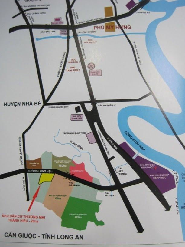 dự án đất nềnThành Hiếu Phương Trang