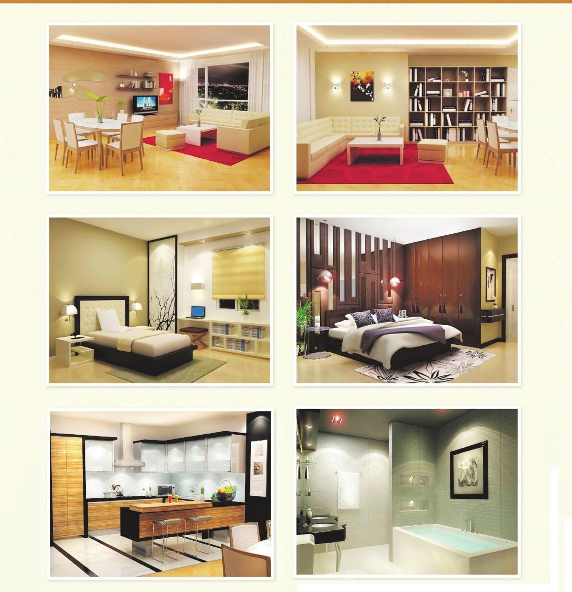 Cho thuê căn hộ chung cư Thảo Điền Pearl