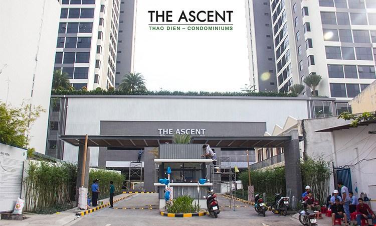 Cho thuê căn hộ chung cư The Ascent