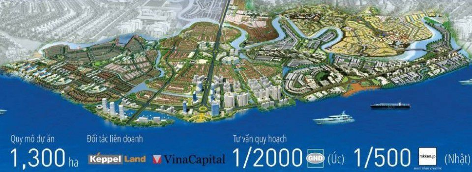 Tổng quan về dự án Aqua City